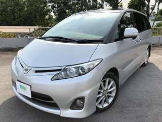 Toyota Estima 2.4 Aeras Moonroof Auto