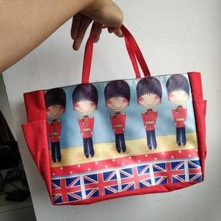London organizer bag