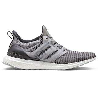 💯[PREORDER] Undefeated x Adidas Ultra Boost Grey/Black