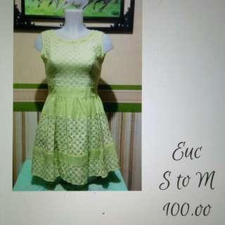 Dress from Bale