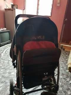 Prelove sweet cherry stroller