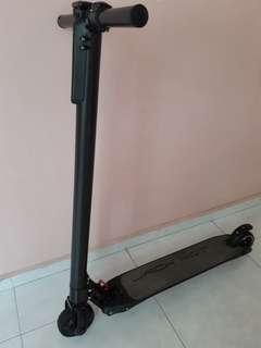 Jackhot carbon Fibre electric scooter