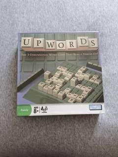 Upwords Board Games - unopened