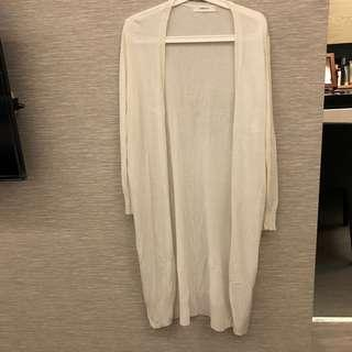 nude店內款白針織外