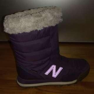 Leather Winter Boots for Girls/Ladies