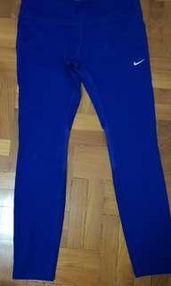Nike dri-fit running tights