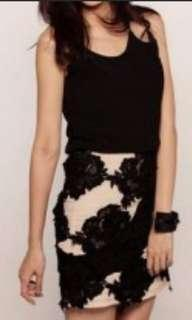 Smooch the Label Camilla and Belle Embroidery Floral Appliqué Dress