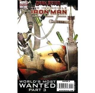 INVINCIBLE IRON MAN #10 (2009) Variant 1st Appearance of Pepper Potts Rescue Armor! Avengers 4