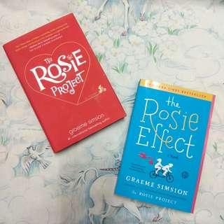 [SET] The Rosie Project and The Rosie Effect by Graeme Simsion