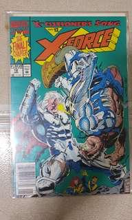 Marvel Comics - X-Force #18