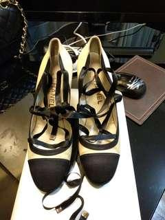 Authentic Rare Chanel Heels