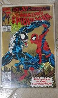 Marvel Comics - The Amazing Spider-Man # 375