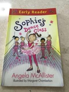 Early Reader Sohpie's Dance Class