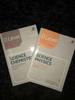 TYS SCIENCE GUIDING BOOKLETS