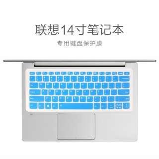"🐳 lenovo 14"" blue keyboard cover"
