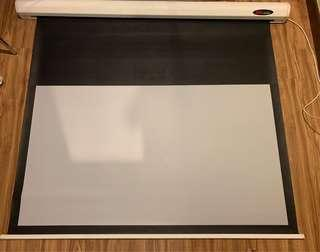 Motorised Projector Screen HD Format