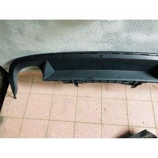 Passat B7 rear lips original