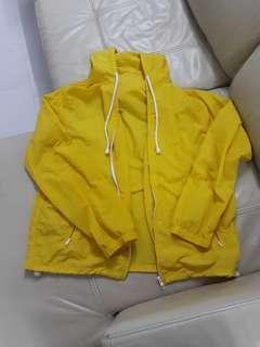 Yellow Polly Krissy Jacket