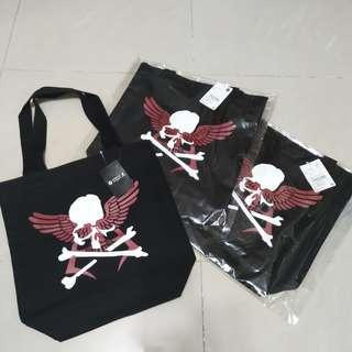 全新 mastermind japan strict-g tote bag 袋