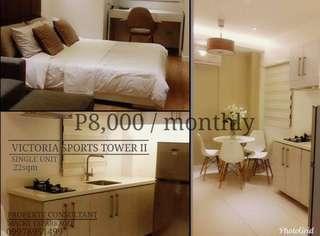 Rent to own - Condominiun near Gma kamuning, Quezon City