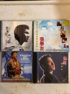 VCD : 张学友karaoke disc