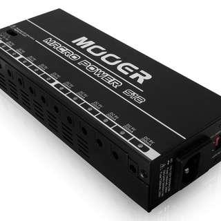 Mooer Macro Power Supply S12 for Guitar Pedal Board