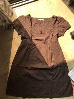 Zara dress (bisa untuk bumil)