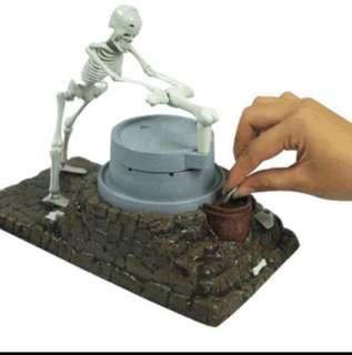 2 for $9.90 super clearance/ Skeleton : halloween