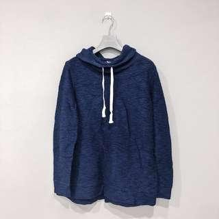 OLD NAVY LOOSE MOCK NECK SWEATER.