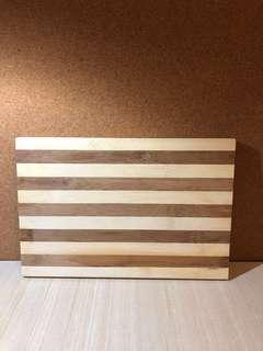 Dessert Table Rental Props - Wooden Board