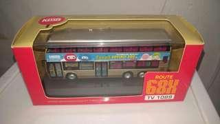 創意錯盒巴士仔Euro5 Enviro500 Turbo(118小西灣路線)