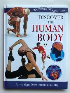 Discover the human body, space and whales
