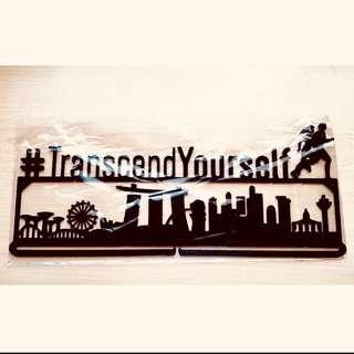 Transcend Yourself - TPS - Medal Hanger