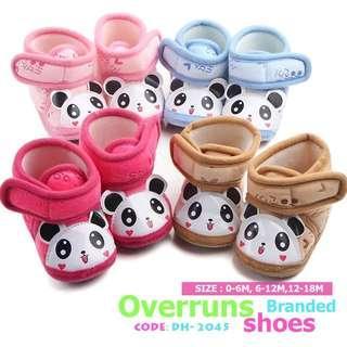 baby semi boots