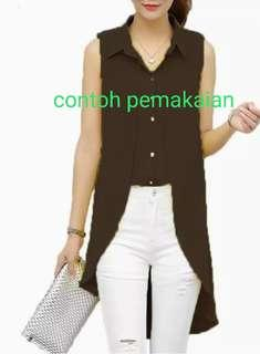 Blouse Double layer