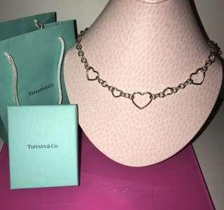 Tiffany & Co Necklace(Authentic)
