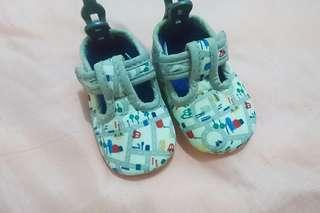 #MFEB20 Mothercare newborn shoes, size 0 eur 15