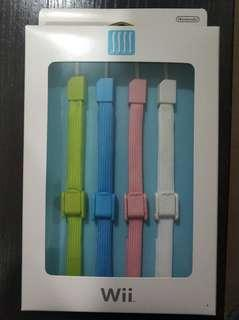 Wii wrist straps