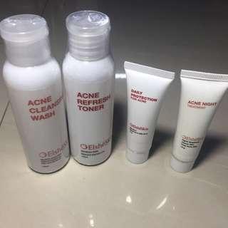 Acbe skin / Paket jerawat