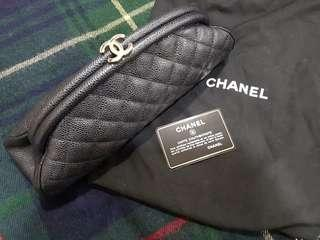 Chanel Timeless Clutch! Pristine condition