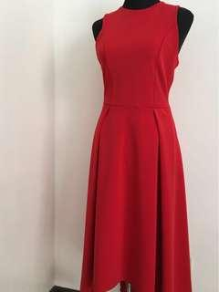 Red Long Gown from Hug ✨