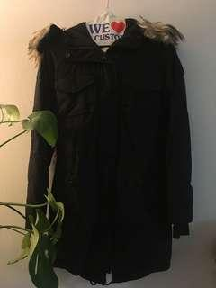 Aritzia winter jacket size XXS
