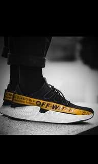 Off white shoe