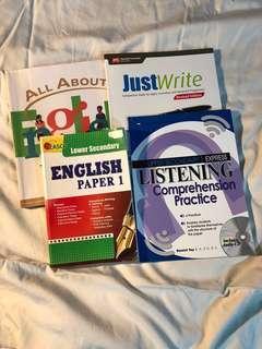 English O Level Assessment Books