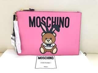 Moschino x Playboy clutch