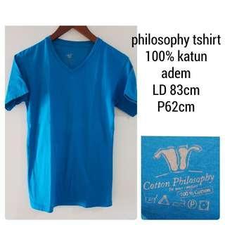 PHILOSOPHY T-SHIRT