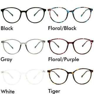 Anti radiation eyeglasses