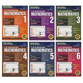 SAP Education Learning Mathematics (Primary 1-Primary 6)