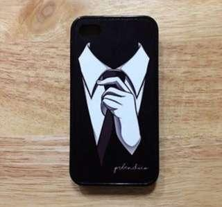 Man in Tuxedo Phone Case