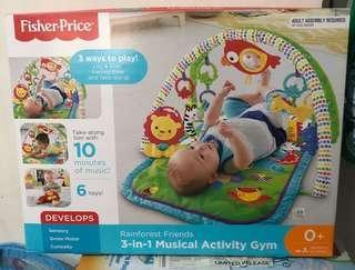 Activity Play Gym